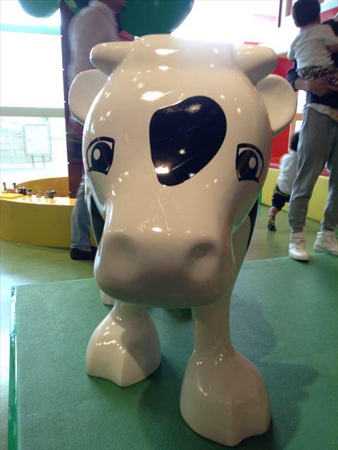 「レゴランドディスカバリーセンター大阪」のアトラクション「デュプロファーム」