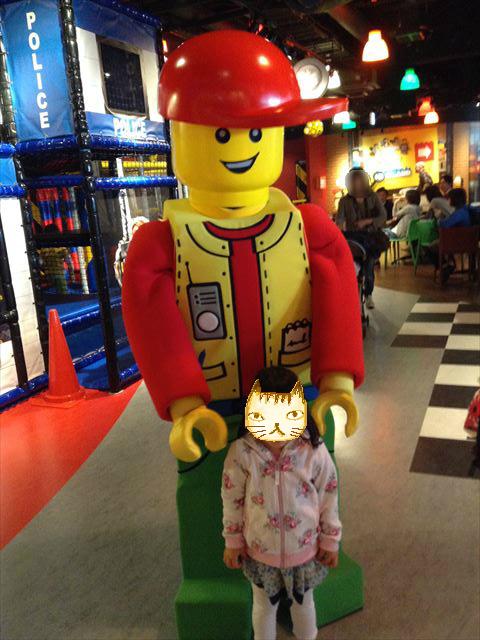 レゴ人形が登場・レゴランドディスカバリーセンター大阪
