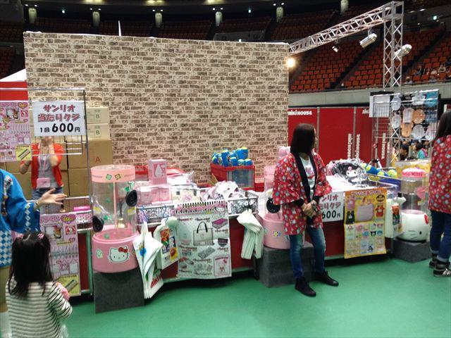 ミキハウスイベント「ミキハウスランド」イベントの内容・有料エリア