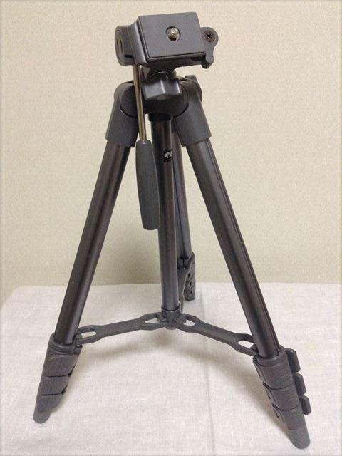king FotoProの携帯用三脚「DIGI-204 GM」