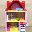 レゴデュプロ「プレイハウス」3階建ての家をブロックで作る