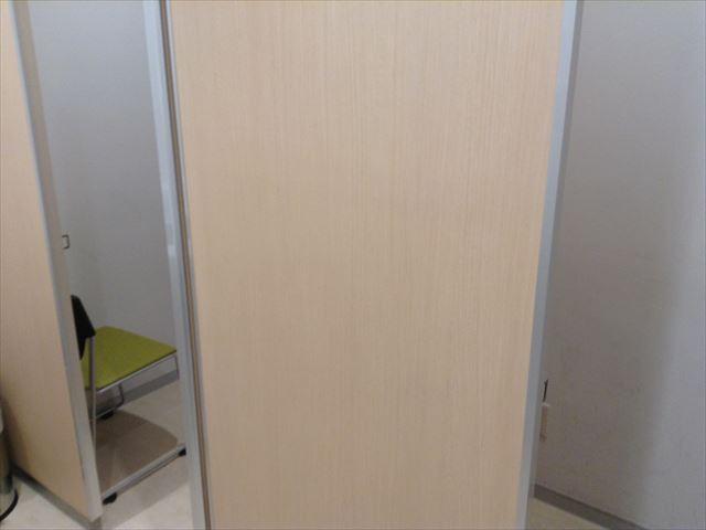 「もりのみやキューズモールBASE」のベビールーム・授乳室2部屋
