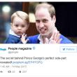 ジョージ王子とウイリアム王子
