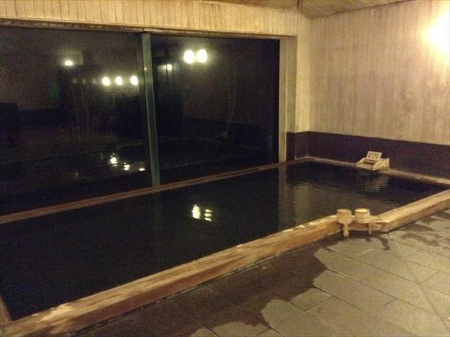 霧生温泉「雅の湯」・青山ホテル