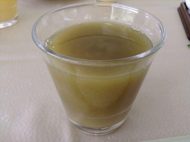 ホテルシャンベール(メナード青山リゾート)・野菜ジュース