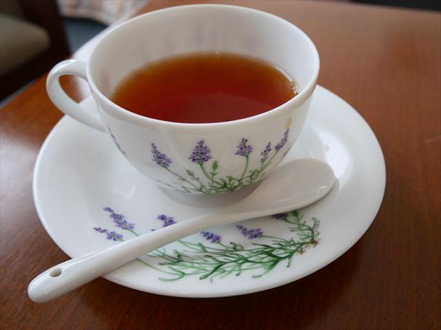 ホテルシャンベール(メナード青山リゾート)紅茶