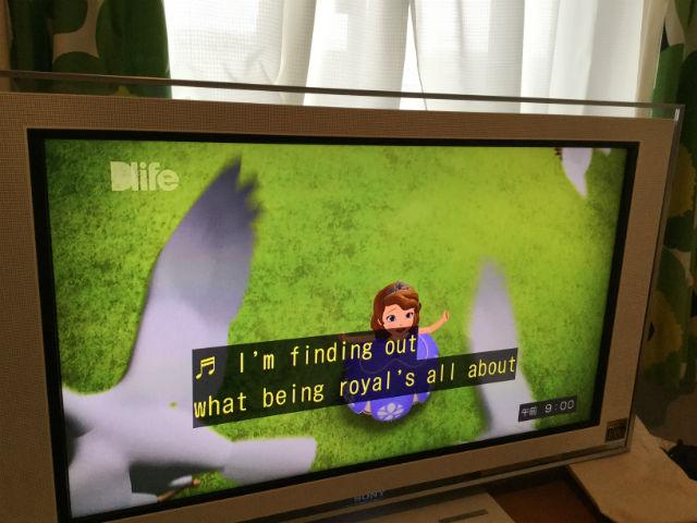 好きな英語のテレビ番組