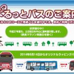 ぐるっとバス奈良公園ルート