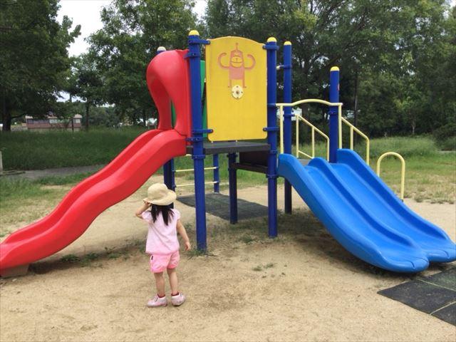 鶴見緑地公園の遊具④