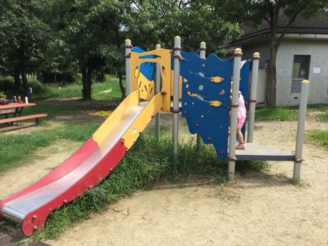 鶴見緑地公園の遊具⑤