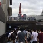 阪神電車「梅田駅」から阪急電車への最短乗り換えルート