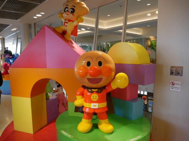 「神戸アンパンマンミュージアム」おでむかえひろば