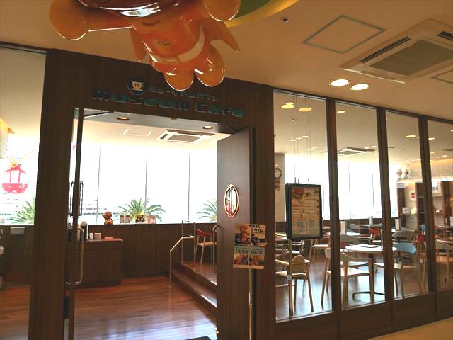 「神戸アンパンマンミュージアム」ミュージアムカフェ