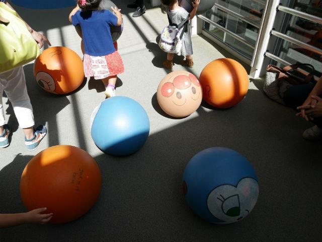 「神戸アンパンマンミュージアム」ボールパーク