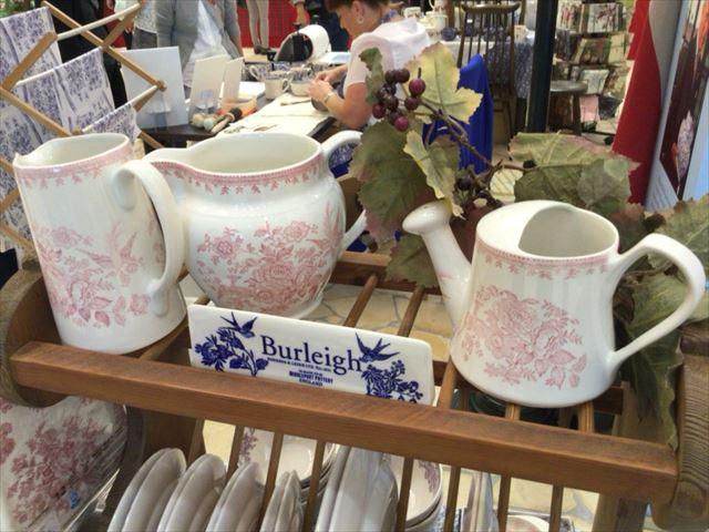 阪急梅田本店の英国フェア・2015の様子・祝祭広場・バーレイ