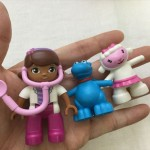 """レゴ・デュプロ「ドックはおもちゃドクター""""うらにわのびょういん""""(10606)」キャラクター"""