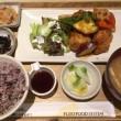 さち福やカフェ・天王寺ミオプラザ館店おすすめメニュー「鶏とたっぷり根菜のあんかけ定食」