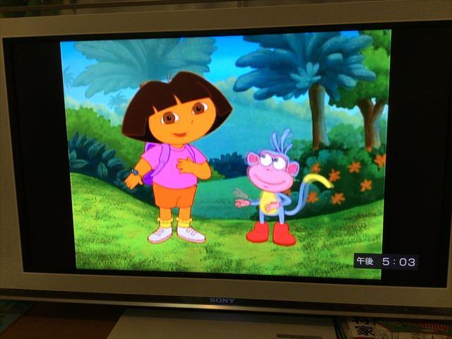 Amazonプライムビデオ・ニコロデオン制作「ドーラといっしょに大冒険」