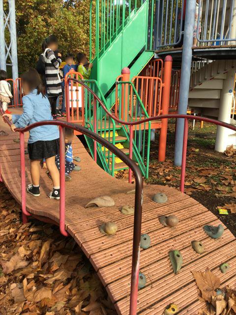 万博記念公園、子供の遊具公園「やったねの木」