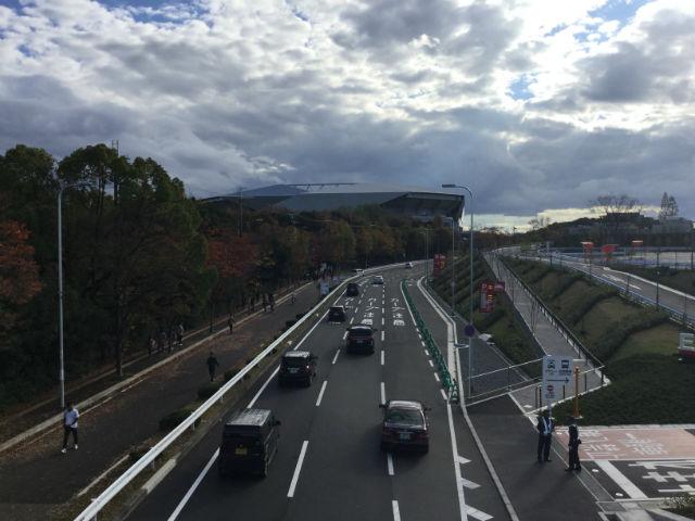 ららぽーとエキスポシティとガンバ大阪新スタジアム