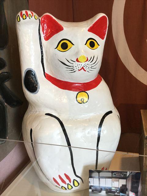 朝ドラ「あさが来た」招き猫