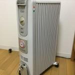 デロンギ「オイルヒーター」の評判、気になる電気代や暖かさ