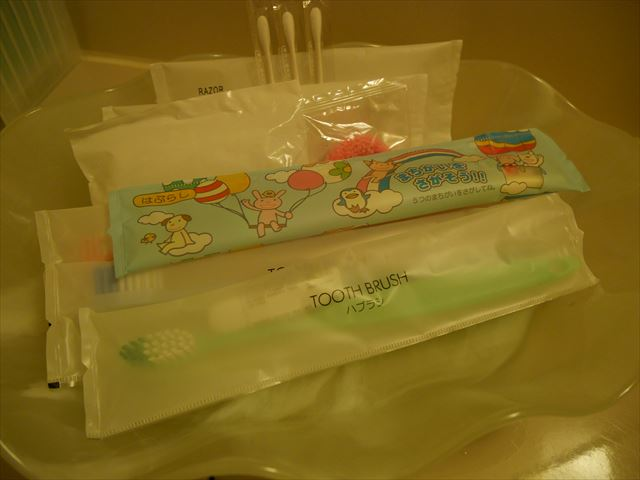 「ホテルグリーンプラザ東条湖」まるごとキッズルーム内装やサービス・子供用歯ブラシ