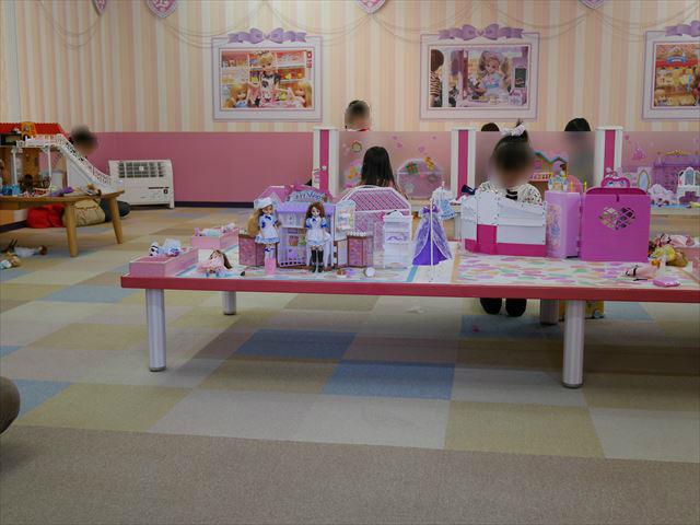 「東条湖おもちゃ王国」リカちゃんハウスのおもちゃ
