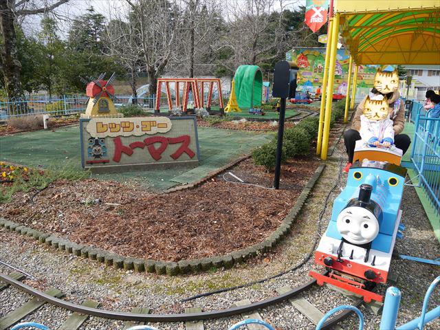「東条湖おもちゃ王国」レッツゴートーマスと仲間たち