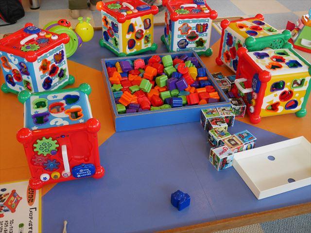 「東条湖おもちゃ王国」木のおもちゃ館