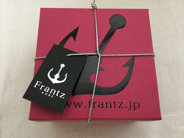 神戸フランツ「神戸セレブショコラ」の外箱