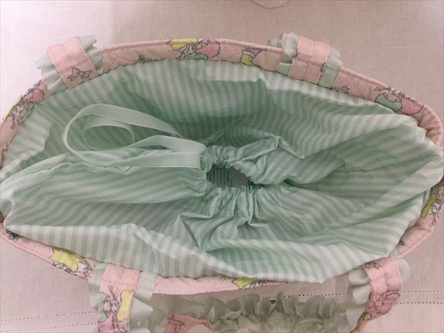 サンリオ福袋を開封(ネタバレ)・キキララのキルティングバッグ