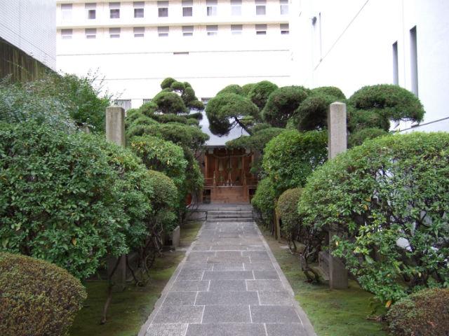 商工稲荷神社
