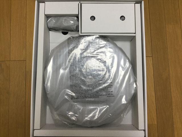 アイロボット「ルンバ885(Roomba885)」開封