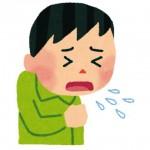 咳が止まらない様子(イメージ)