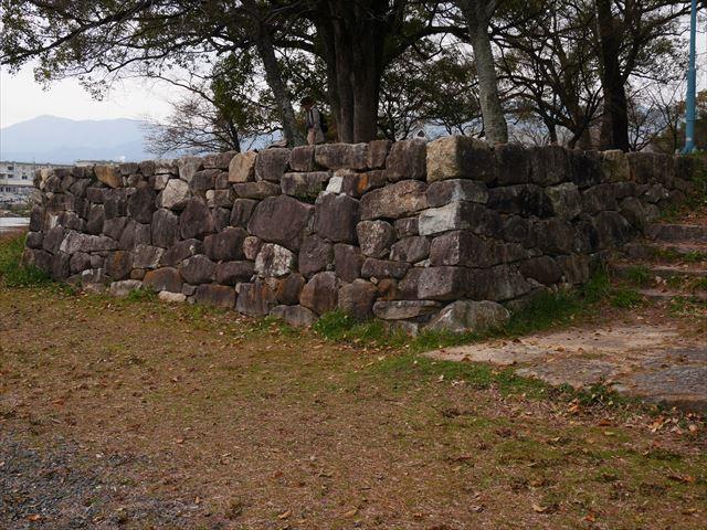 膳所城の城跡