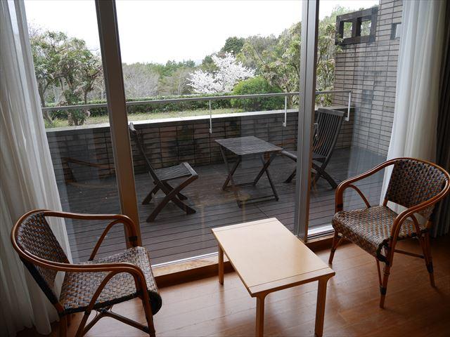 「ホテル近鉄アクアヴィラ伊勢志摩」の和室の部屋の様子