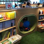 枚方T-STITE5階「蔦屋書店」(児童書)絵本コーナー