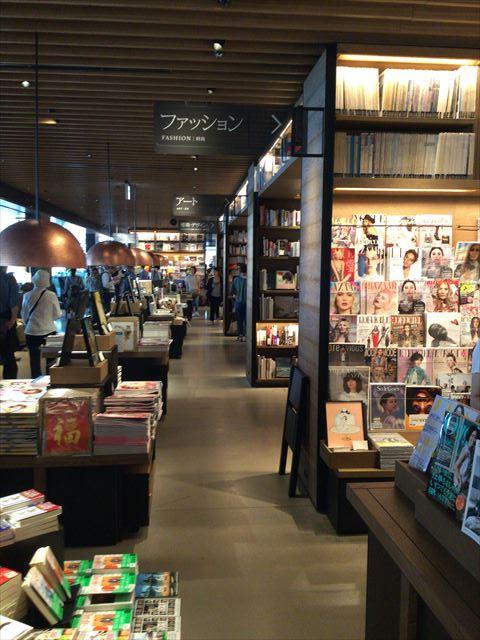 枚方T-SITE3階、蔦屋書店(本・文具・筆記用具)