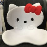 MTG「Style Hello Kitty」白色、正面から