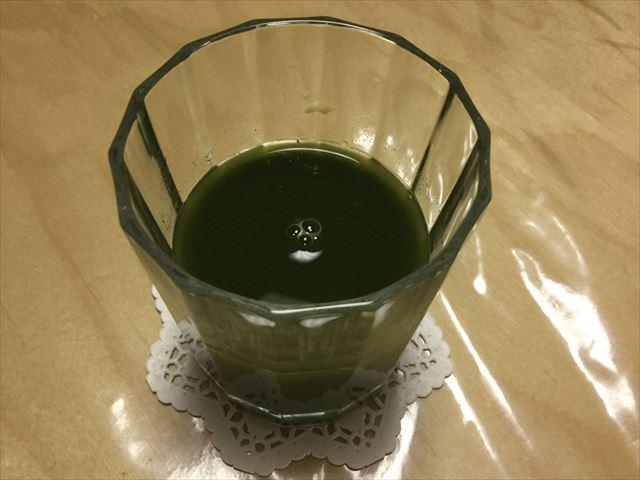 ナチュラルサイエンス「桑の葉美人青汁」を作ってみた