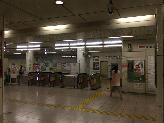 長堀鶴見緑地線京橋駅