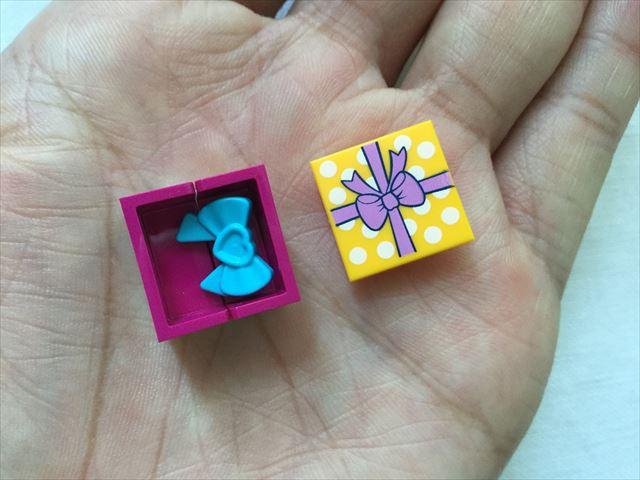 レゴフレンズ「パーティートレイン」の誕生日プレゼント