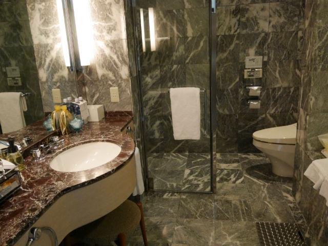 「神戸ベイシェラトンホテル&タワーズ」バスルーム