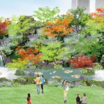 大阪駅前に巨大庭園「うめきたガーデン」がオープン、入園料など