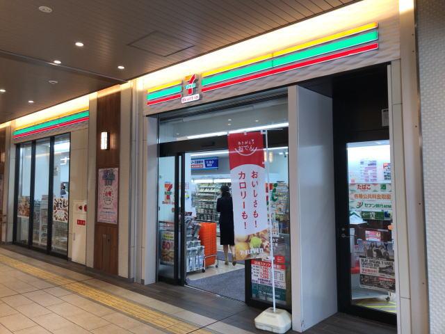 セブンイレブンハートインJR桃谷駅南口店