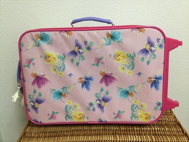 フェフェ(fafa)のキャリーバッグ、ピンクフェアリー
