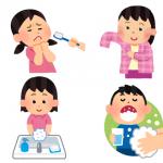 幼児の歯磨き、手洗い、うがい、着替え