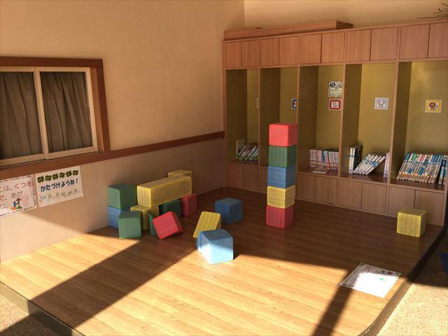 平成榛原子供のもり公園「キッズルーム」