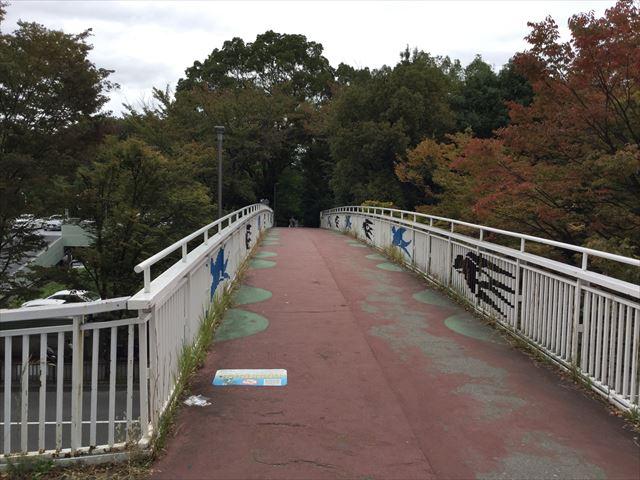 千里中央駅すぐの長谷南橋